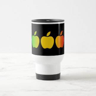 Apples mug - choose style & color