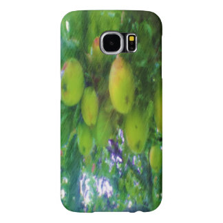 Apples on a tree samsung galaxy s6 cases