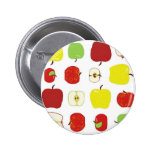 Apples on parade button