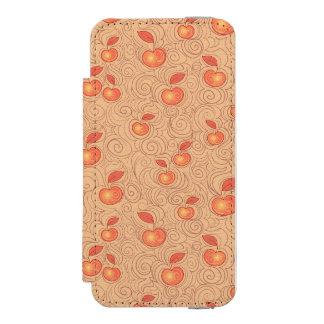 Apples Pattern Incipio Watson™ iPhone 5 Wallet Case