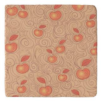 Apples Pattern Trivet