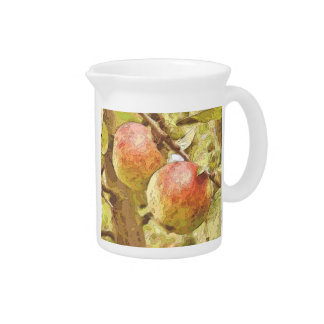 APPLES PITCHER
