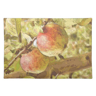 APPLES PLACEMAT
