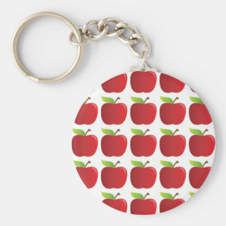 Apples to Apples Key Ring