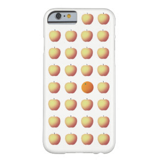 Apples to oranges iPhone case