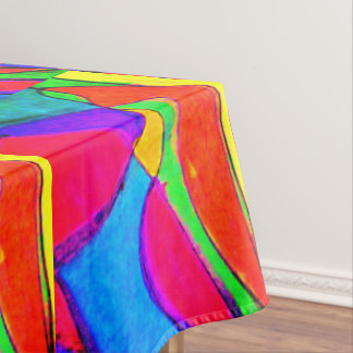 Apples To Oranges Tablecloth