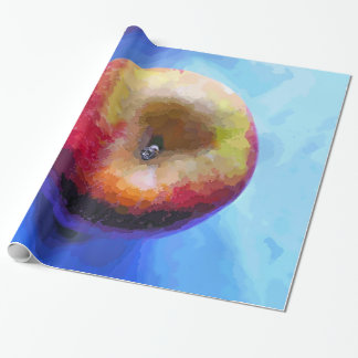 APPLES WRAPPING PAPER