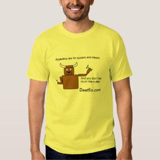 Appletini Steer Tshirts