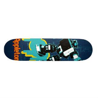 Appleton Robot 19.7 Cm Skateboard Deck