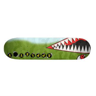 Appleton WWII plane Skate Board