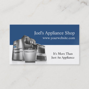 appliance repairs business cards zazzle uk rh zazzle co uk appliance repair business card design home appliance repair business cards