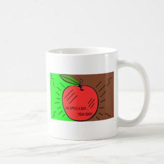 Apply A Day Coffee Mug