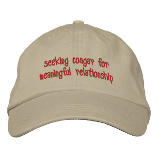 Apply Within Embroidered Cap