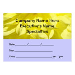 Appointment Cards custom Business Cards Dates