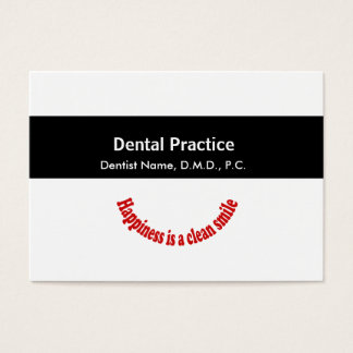 Appointment Dentistry Medical Black Middle Band