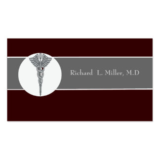 Appointment Physician Iconographic Medical Doctor Pack Of Standard Business Cards