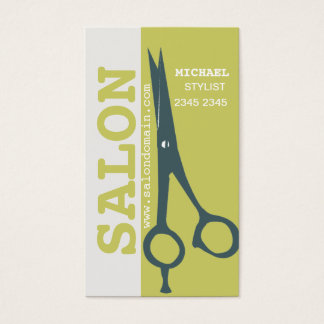 Appointment Re-Booking Success Salon Hair Scissors