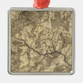 Appomattox Court House, Virginia Christmas Ornament