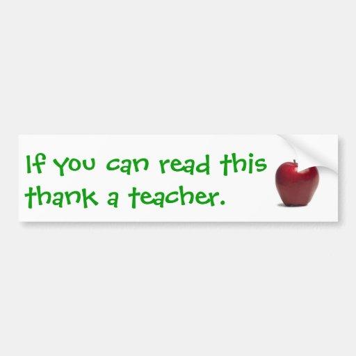 Appreciate Bumper Stickers