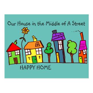 APPRECIATION & NEW HOME CARDS POSTCARD