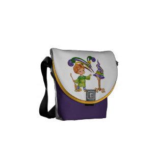 Apprentice Wizard Courier Bag