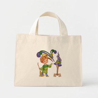 Apprentice Wizard Canvas Bags