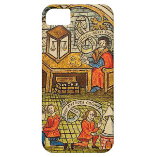 Apprentices in a Medieval Laboratory Case For The iPhone 5