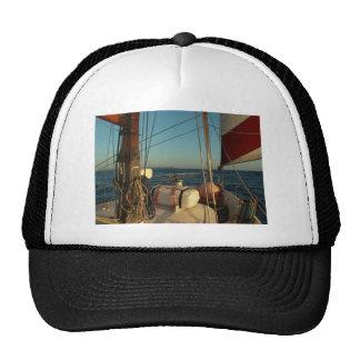 Approaching Cape St Vincent Mesh Hat