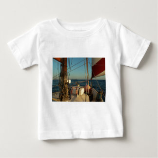 Approaching Cape St Vincent Baby T-Shirt