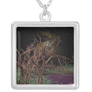 Approaching Darkness Necklace