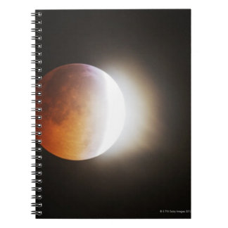 Approching the Total Eclipse of the Moon Notebook