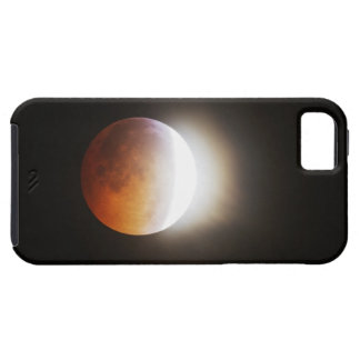 Approching the Total Eclipse of the Moon Tough iPhone 5 Case