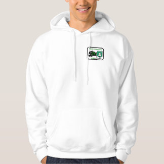 approximately right hoodie