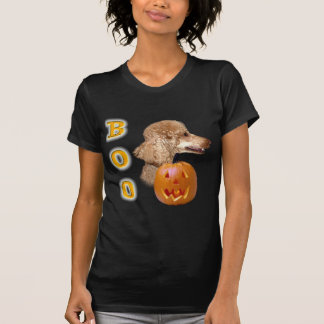 Apricot Coated Poodle Boo T-Shirt