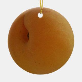 Apricot Ornament
