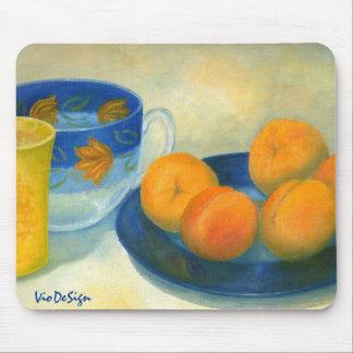 apricots mouse pad