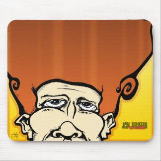 APRIL12 Jon Griffin Art Design Mouse Pad