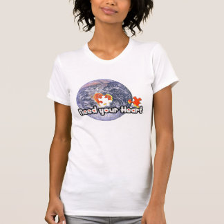 April 22 Earth Day(Need your Heart)T-shirts