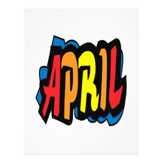 April 2 full color flyer
