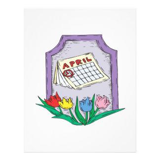 April 3 full color flyer