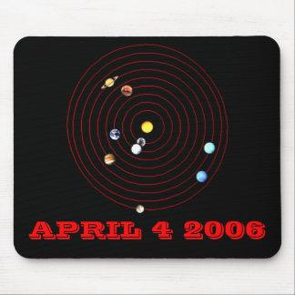 April 4 2006 mouse mat