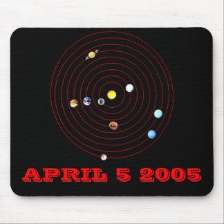 APRIL 5 2005 MOUSE PAD