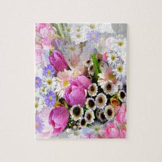 April Bouquet Jigsaw Puzzle