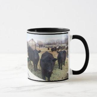 April Cattle Mug