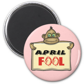 April Fool T-shirts and Gifts Magnets