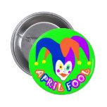 April Fool's Day Badge