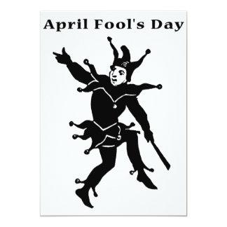 April Fools' Day Personalized Invitation
