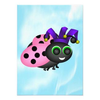 April Fools Ladybug Photo Art
