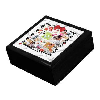 April in Paris Gift Box