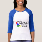 April Is Autism Awareness Month (Pieces) T-Shirt